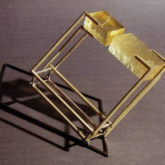 Bransoleta - Obiekt z Cieniem. Praca wystawowa z 1996 roku.